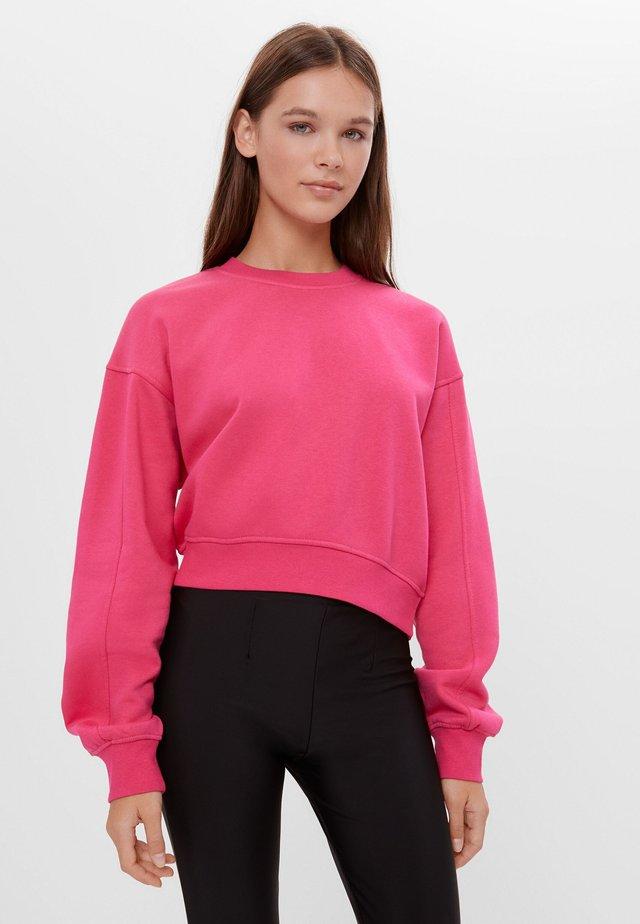 Bluza - neon pink