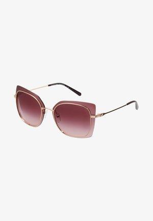 PHUKET - Sunglasses - shiny rose gold-coloured