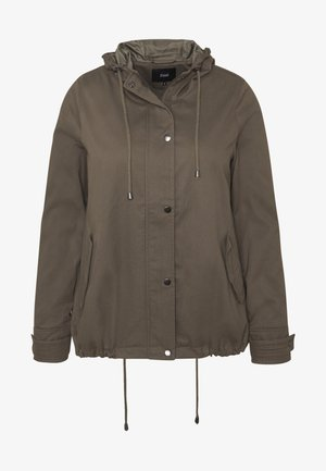 MCAMMA JACKET - Summer jacket - army grey
