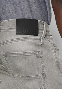 LTB - LANCE - Denim shorts - tyrone wash - 3