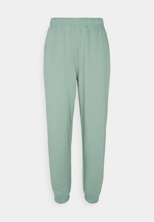 ENMONROE PANTS - Tracksuit bottoms - chinois green