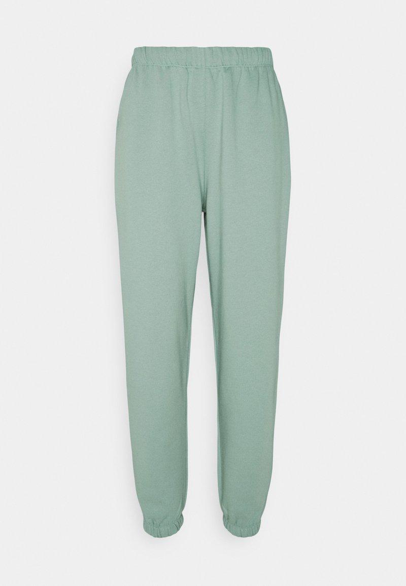 Envii - ENMONROE PANTS - Tracksuit bottoms - chinois green