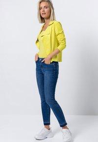 zero - Cardigan - yellow lime - 1