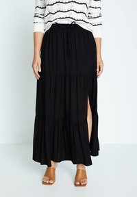 Violeta by Mango - SUMMER - A-line skirt - schwarz - 0