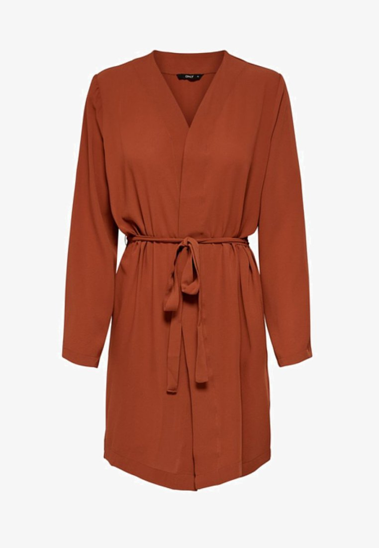 ONLY - Cardigan - brown