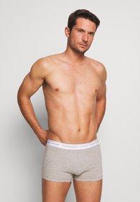 Calvin Klein Underwear - TRUNK - Culotte - grey - 1