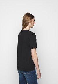 HUGO - DERO - T-shirt basique - black - 2