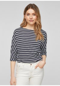 s.Oliver - Long sleeved top - navy - 8