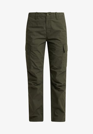 CYMBAL PANT COLUMBIA - Kalhoty - cypress rinsed