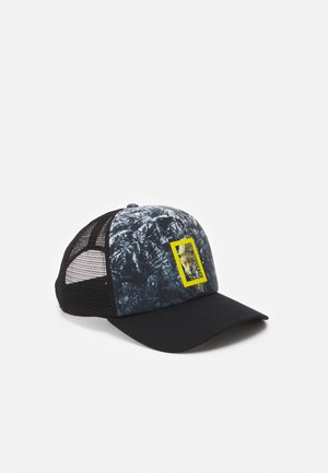 TRUCKER UNISEX - Casquette - howey black