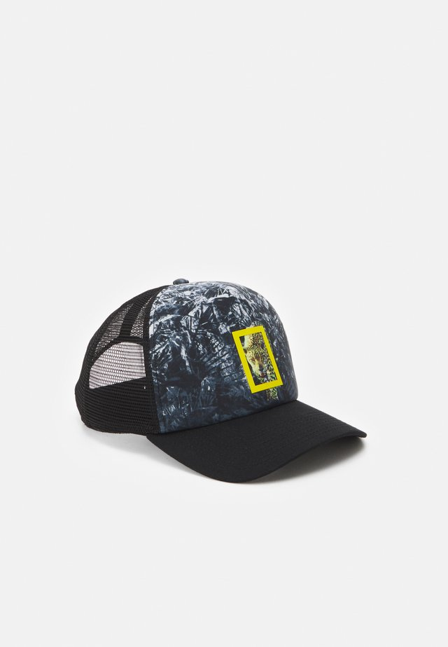TRUCKER UNISEX - Kšiltovka - howey black