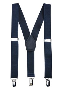 Next - NAVY BOYS BRACES - Belt - blue - 0