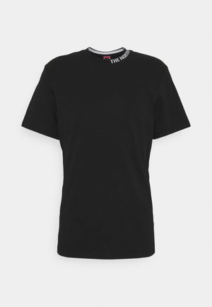 ZUMU TEE - Basic T-shirt - black