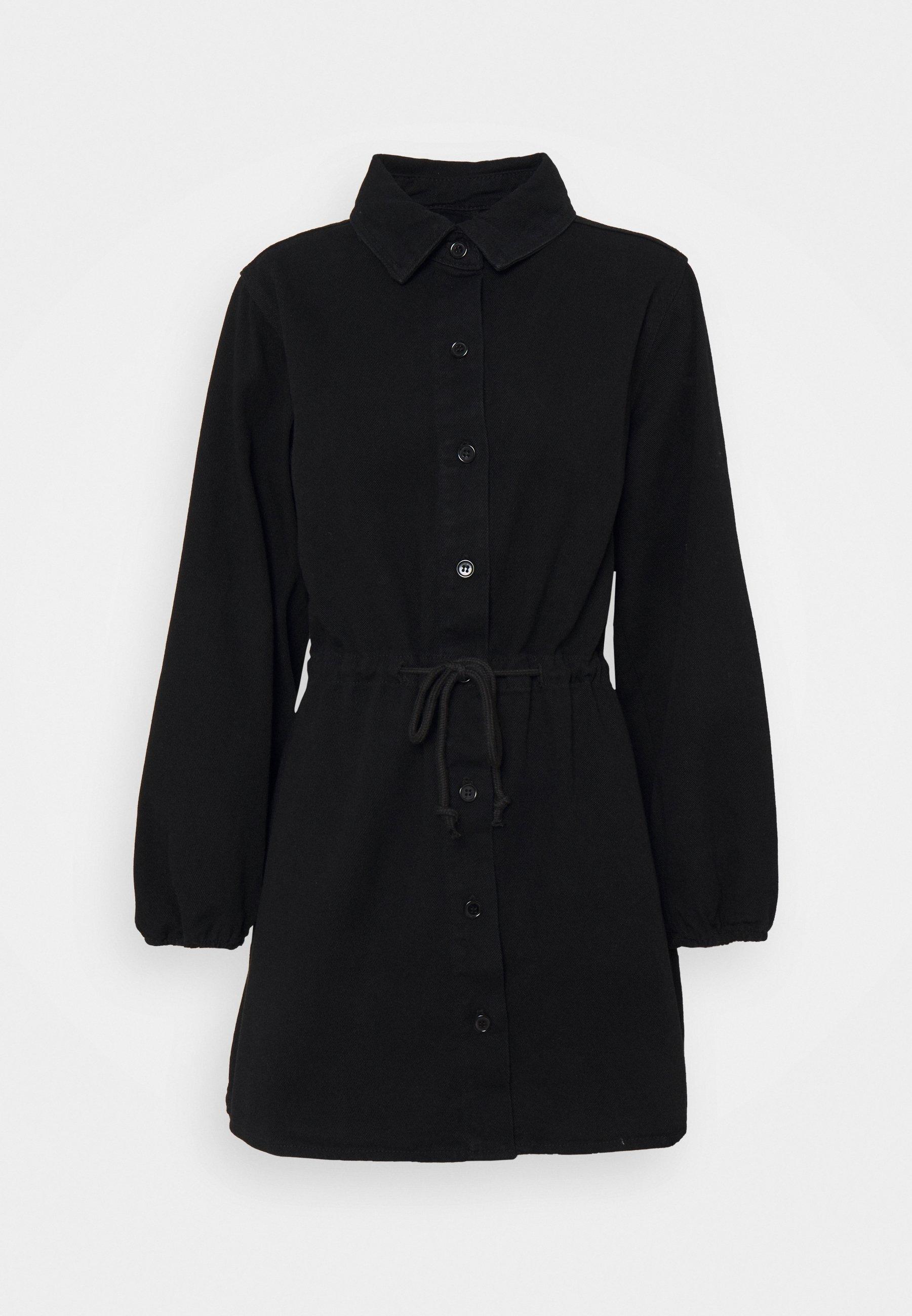 Women DRESS - Denim dress