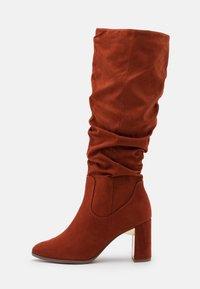 Tamaris - BOOTS - Boots - cinnamon - 1