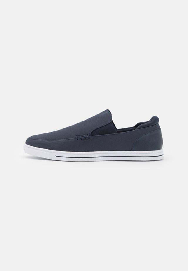 VEGAN MAUNIER - Sneakers basse - navy