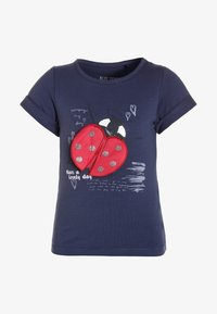 Blue Seven - Print T-shirt - jeansblau - 0