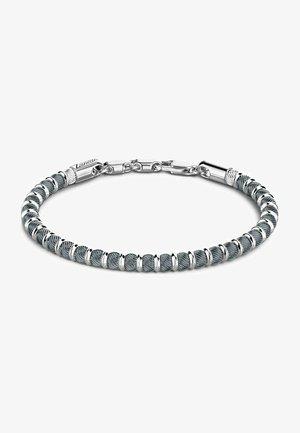 925ER SILBER - Bracelet - schwarz