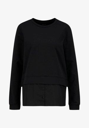 LANGARM - Sweatshirt - schwarz