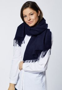 Young Couture by Barbara Schwarzer - Scarf - navy - 1