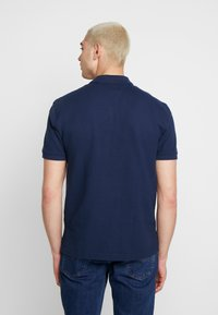 Tommy Jeans - BADGE - Polo shirt - black iris - 2