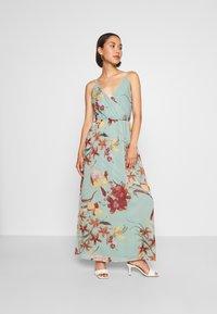 Vero Moda - VMWONDA  - Maxi dress - jadeite/asta - 0