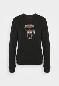 IKONIK RHINESTONES  - Sweatshirt - black