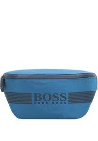 BOSS - PIXEL GÜRTELTASCHE 29 CM - Bum bag - bright blue - 2