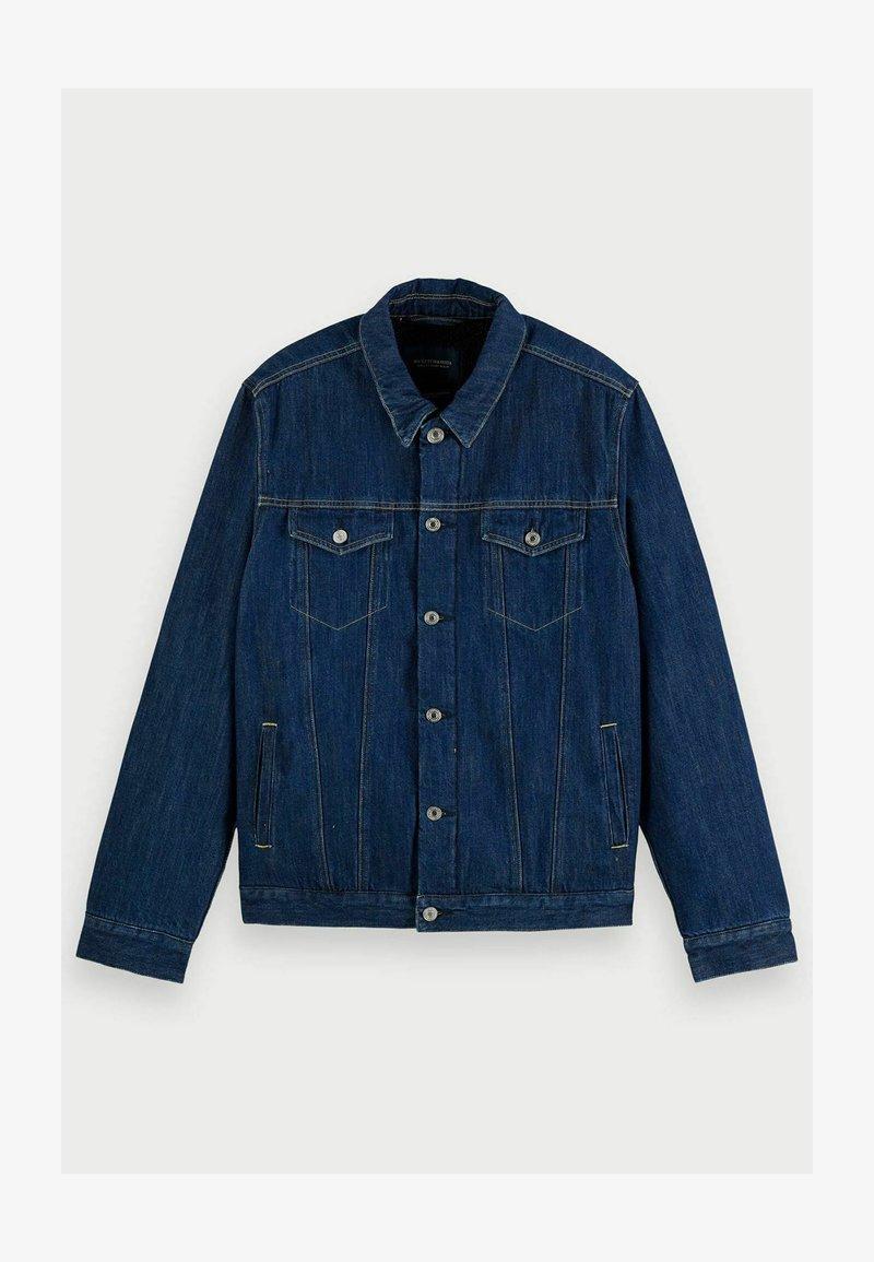 Scotch & Soda - Denim jacket - indigo