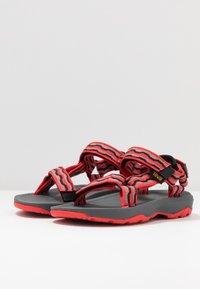 Teva - Walking sandals - kishi firey red - 3