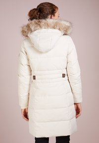 Lauren Ralph Lauren - HAND TRIM  - Down coat - moda cream - 2