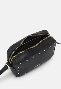 Ted Baker - KARSYNN STUDDED CAMERA BAG - Across body bag - black - 2