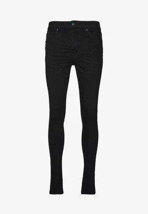 SUPERSKINNY SCOTT - Skinny džíny - black denim