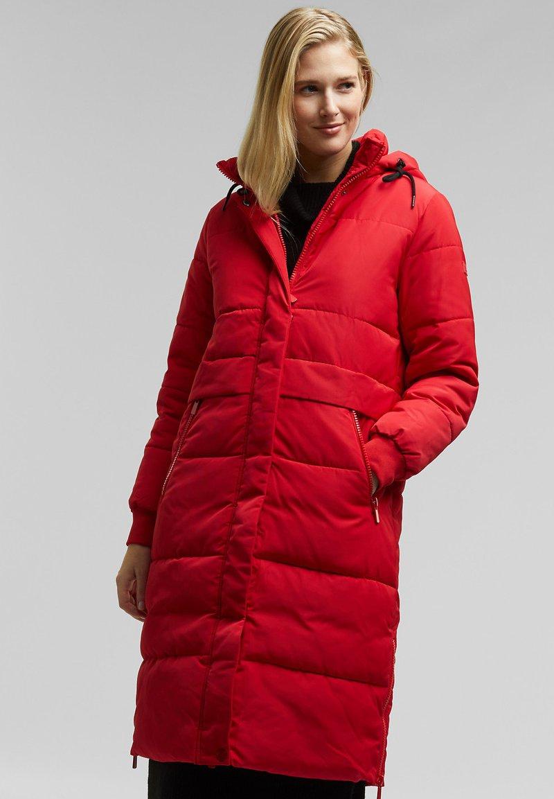 edc by Esprit - Winter coat - red
