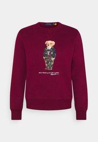 Polo Ralph Lauren - Sweatshirt - classic wine - 4