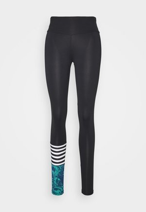 LEGGINGS HAWAII SURF STYLE  - Tights - billiard