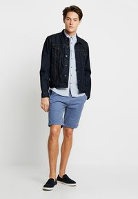 TOM TAILOR DENIM - Skjorter - blue younder
