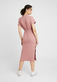 Topshop - CHUCK ON CUT AND SEW - Jumper dress - blush - 3
