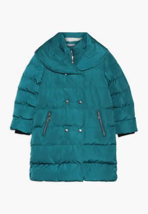 Zimní kabát - shaded spruce