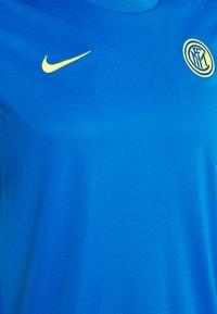 Nike Performance - INTER MAILAND  - Club wear - blue spark/black/tour yellow - 5