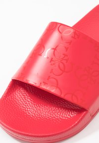 Guess - Pantofle - red - 2