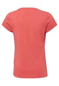 adidas Performance - ESSENTIALS LINEAR T-SHIRT - T-shirt imprimé - pink - 1