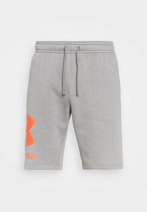 RIVAL BIG LOGO SHORTS - Sportovní kraťasy - grey