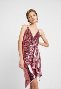 TFNC - RICKI DRESS - Juhlamekko - pink - 0