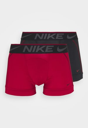 TRUNK BREATHE MICRO 2 PACK - Pants - gym red/black