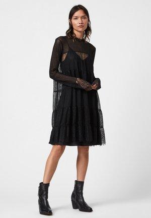 BRIELLA DRESS - Day dress - black
