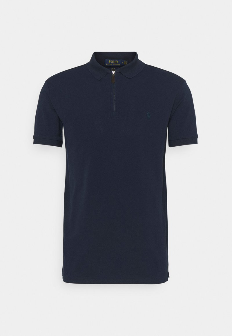 Polo Ralph Lauren - SLIM FIT STRETCH MESH POLO SHIRT - Poloshirt - french navy