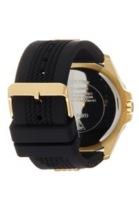 Guess - MENS SPORT MULTIFUNCTION - Hodinky - black/gold-coloured - 1