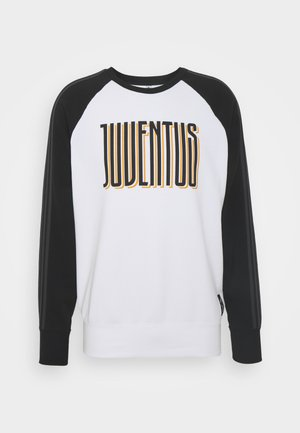 JUVENTUS TURIN GRA CR SWT - Klubbkläder - black/white
