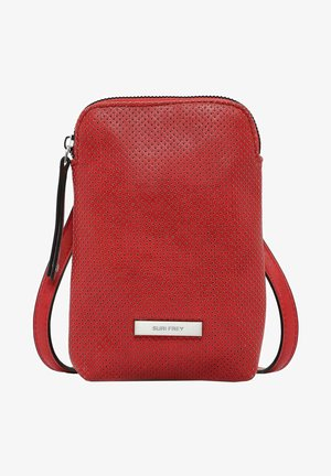 FRANZY - Sac bandoulière - red